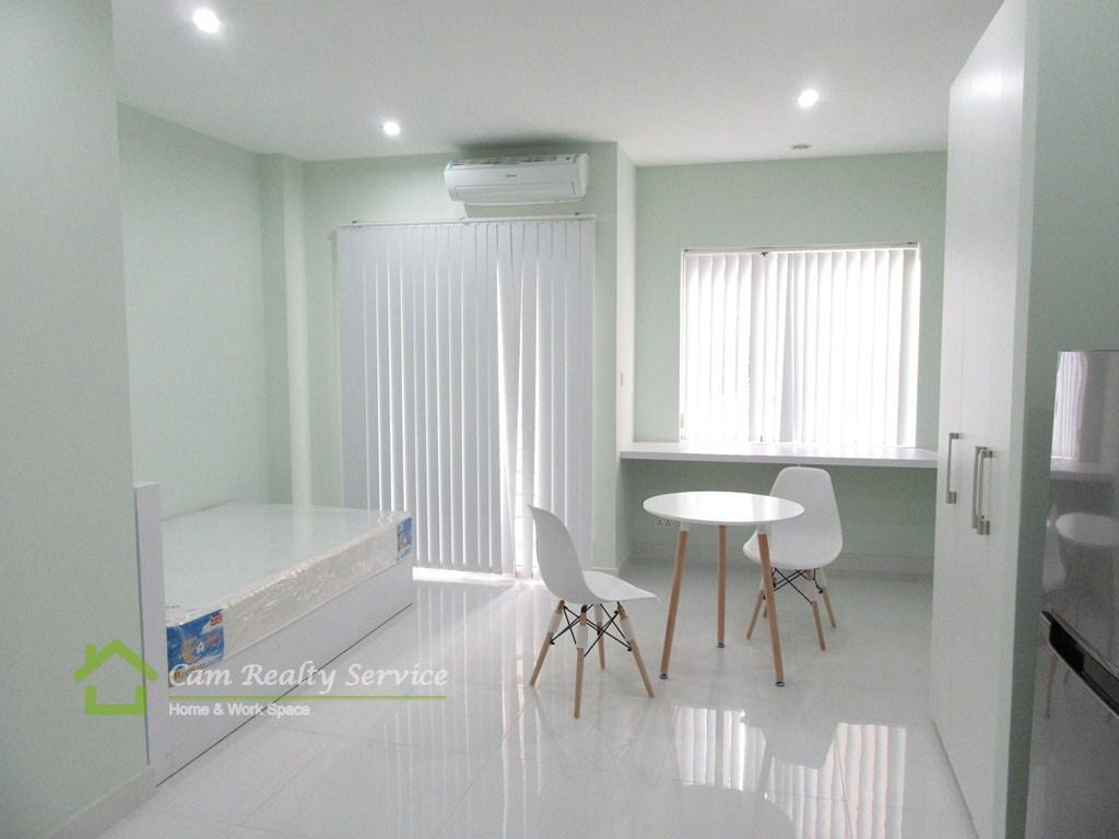 BKK1 area  Modern style studio apartment for rent  450$/month