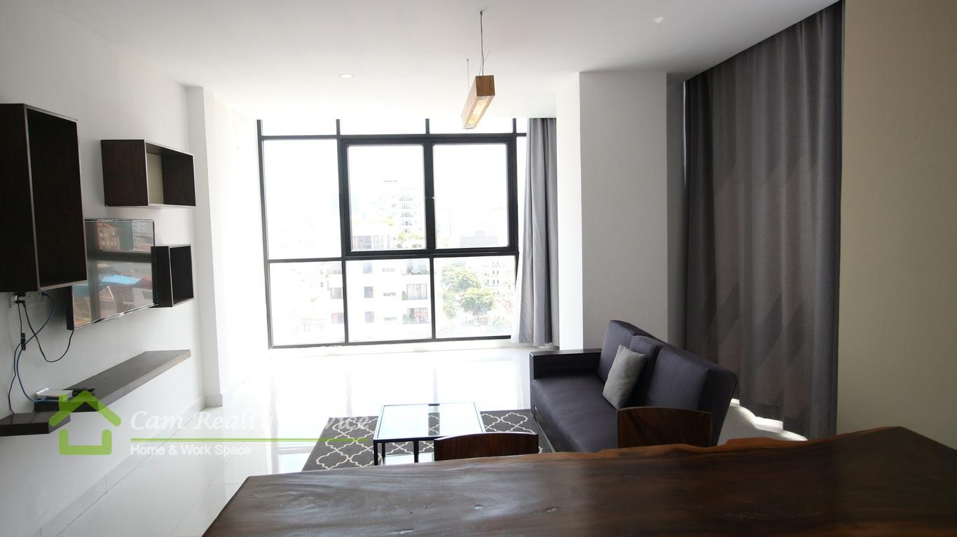 Russian Market| Very modern and spacious 2 bedrooms apartment available for rent| 900$/month