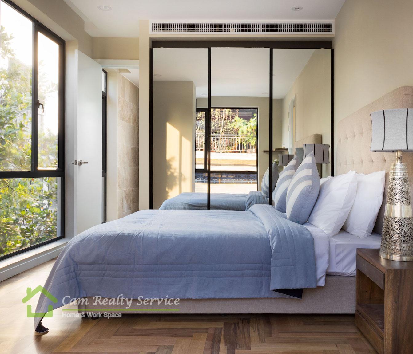 2-bedroom-master-bedroom-wardrobe-european-BKK1-condominium-cambodia-habitat-condos