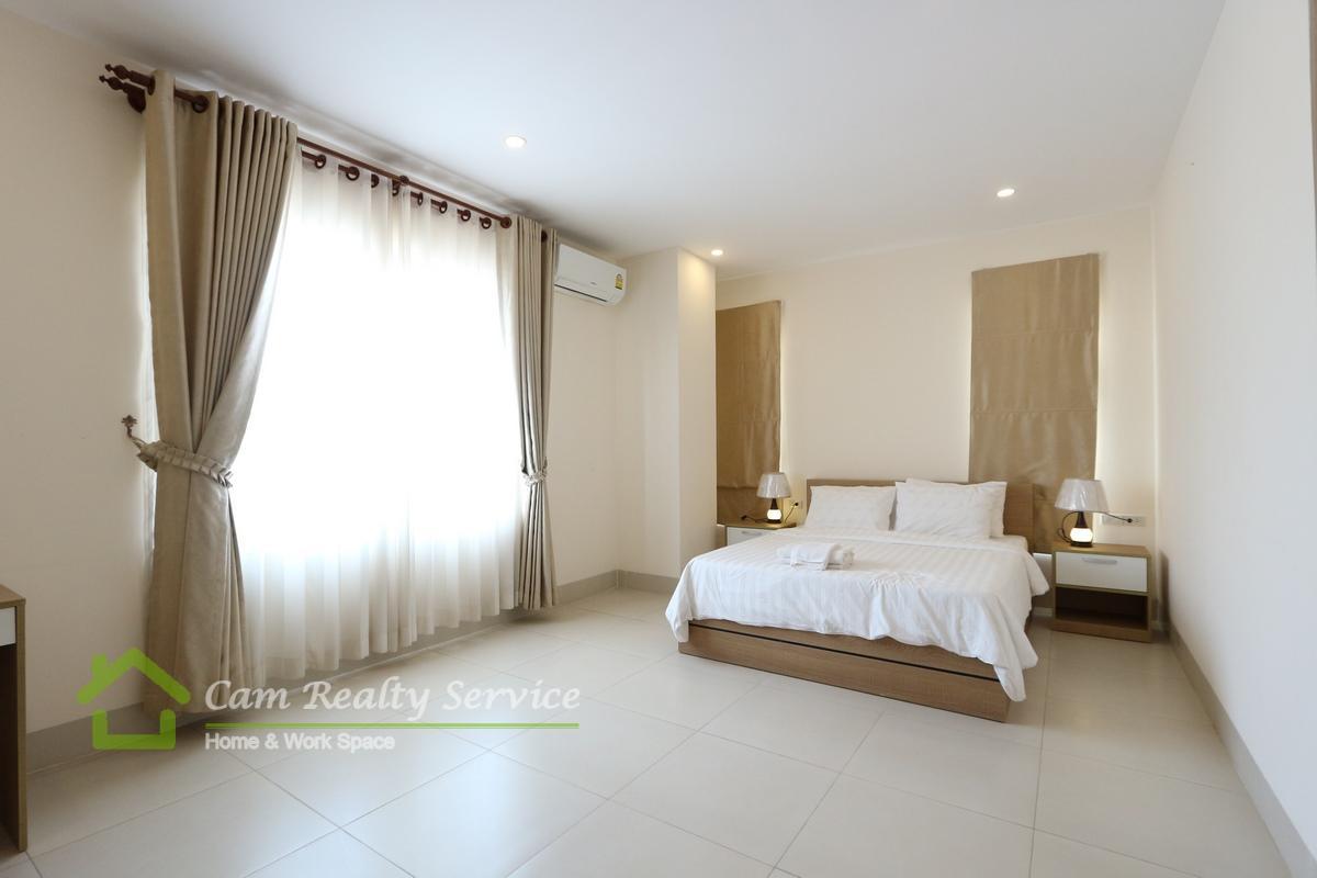 serviced apartment for rent near BKk1