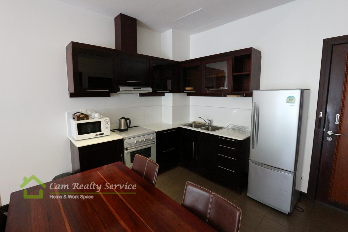 1 bedroom serviced apartment for rent in Phnom Penh