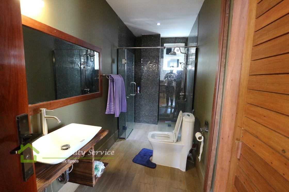 1 Bedroom Apartments for rent in behind Phnom Penh Tower