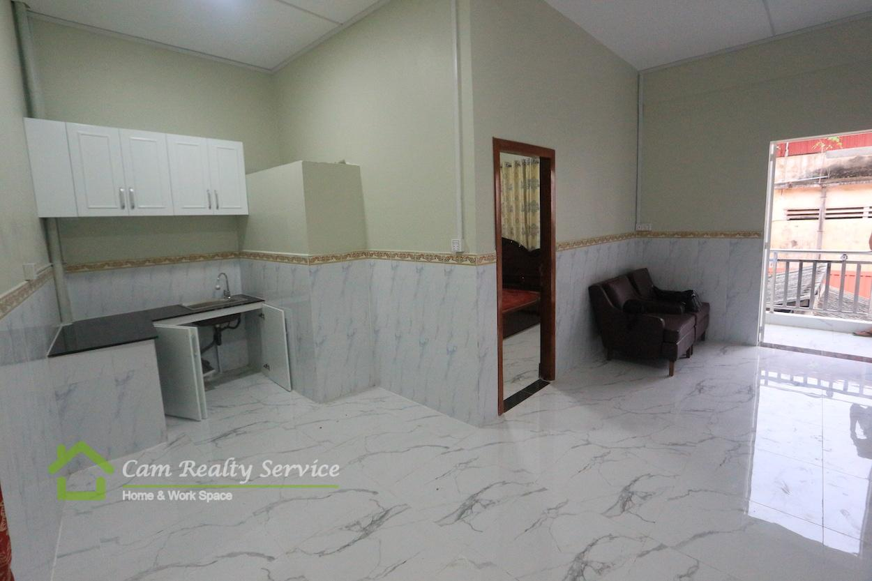 Riverside area| Nice town house |1 bedroom 1bathroom available now 550$ for rent