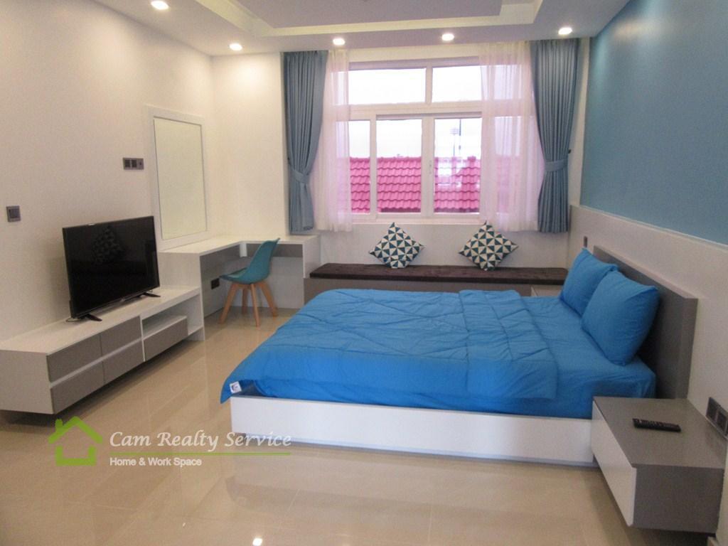 Olympic Stadium| Beautiful Modern Designed Studio Apartment For Rent 400$/Month up