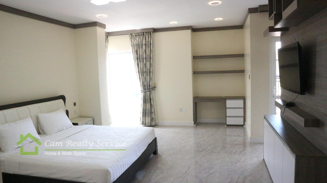Toul Kork area| Western Style 2 bedrooms Serviced Apartment Available for rent 850$/month