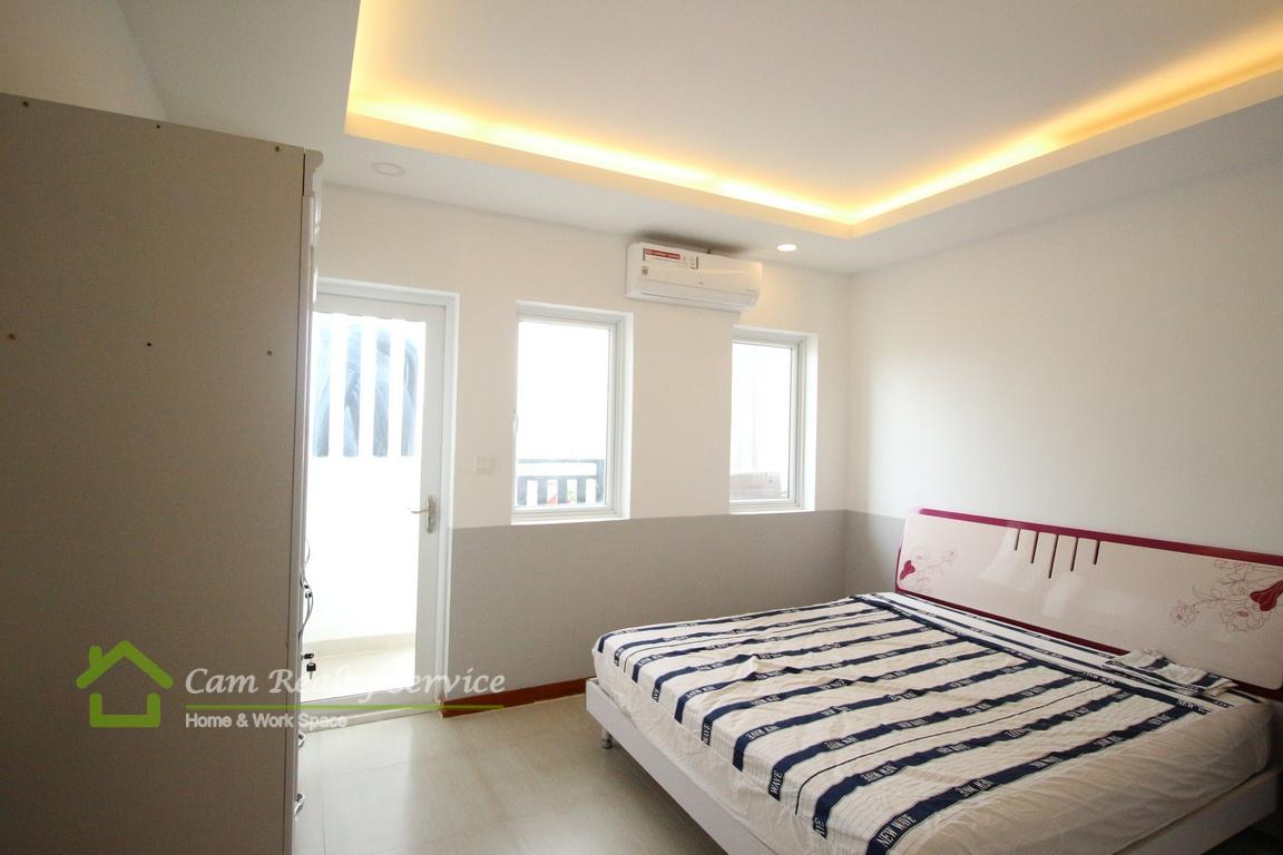 BKK2 area| Fully furnished 1 bedroom apartment available for rent| 380$/month