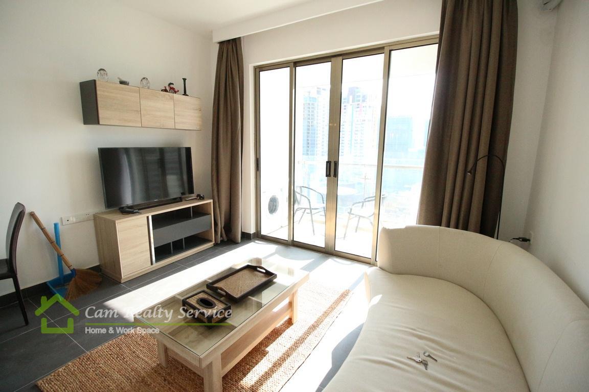 Diamond Island| Modern design studio apartment available for rent| 600$/month