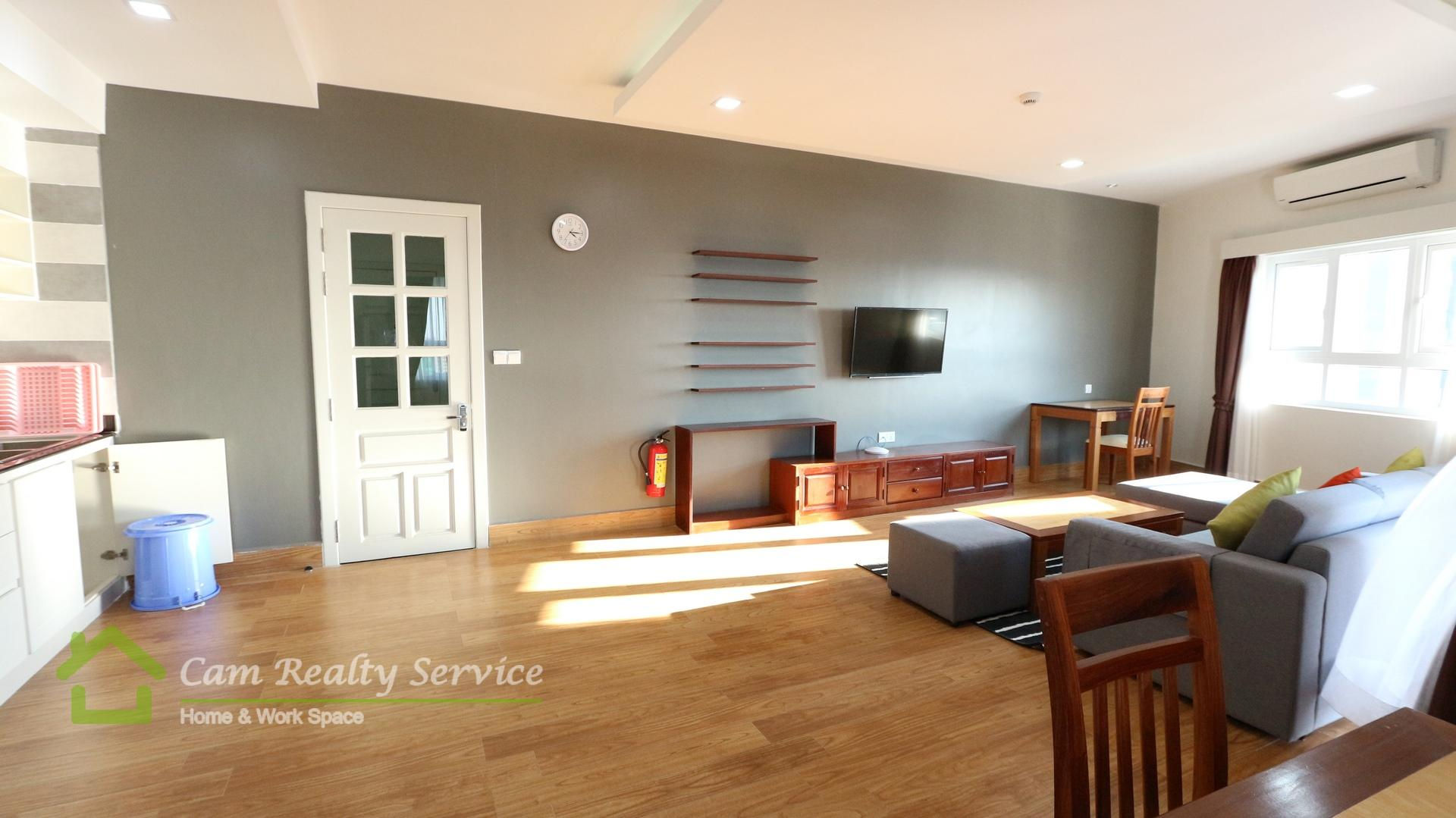Toul Kok area| Spacious 1 bedroom apartment available for rent 750$/month