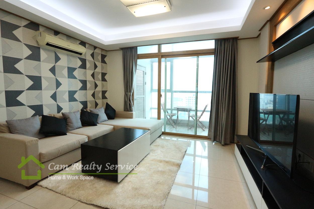 BKK1 area| New Modern style 2 bedrooms 2 bathrooms condominium for sale 290,000$(Negotiable)
