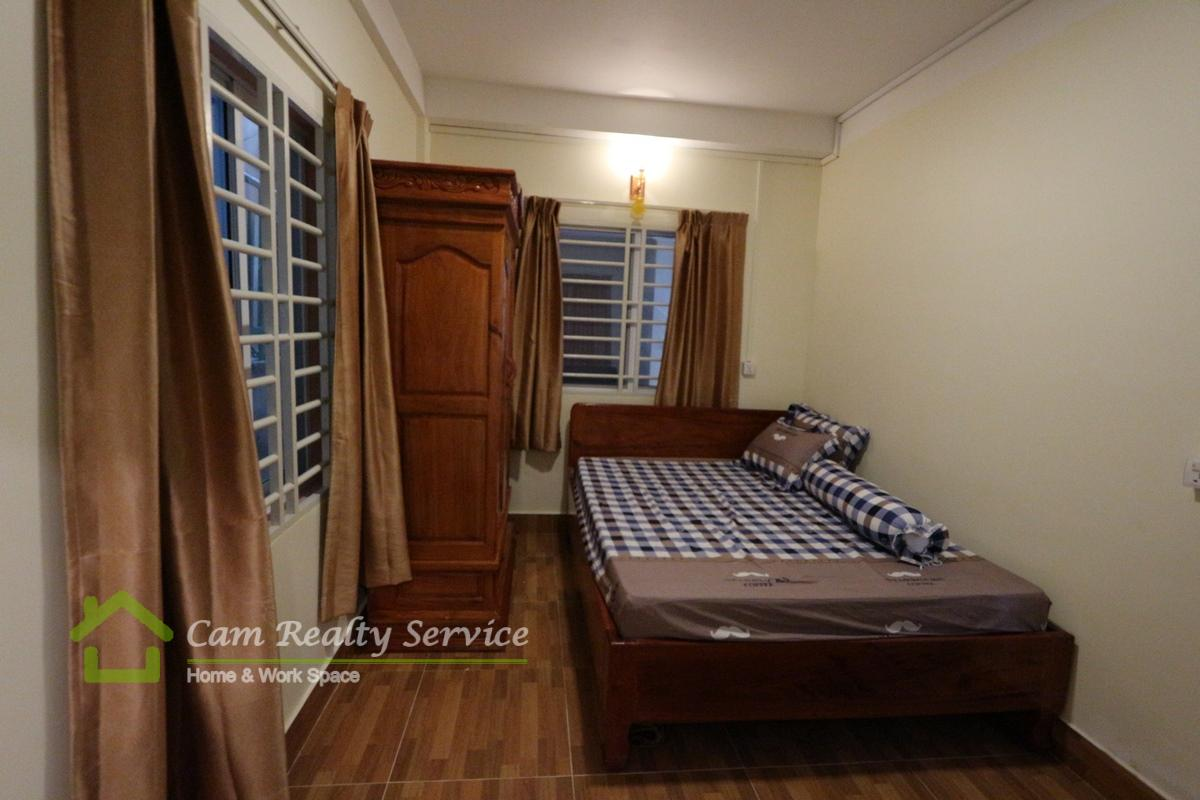 Russian market area|Brand new fully-furnished one bedroom apartment available for rent/ 350$ per month up