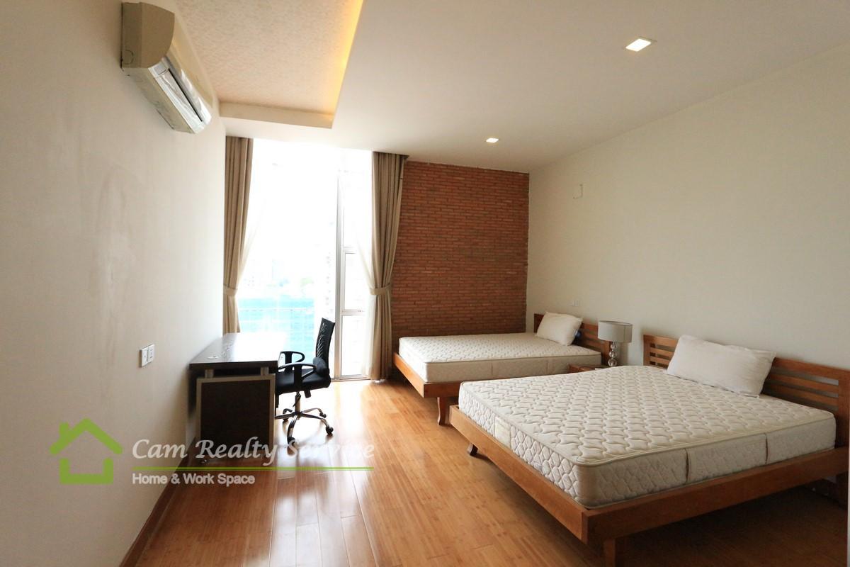 bedroom area_BKK1_serviced_apartments