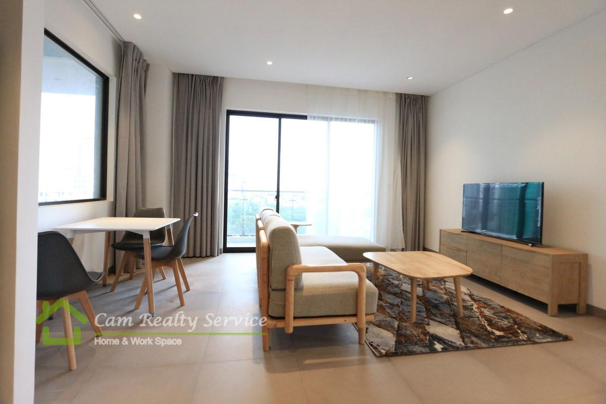 BKK1 area| Luxurious 2 bedrooms condominium for rent| 1500$/month| Pool & gym