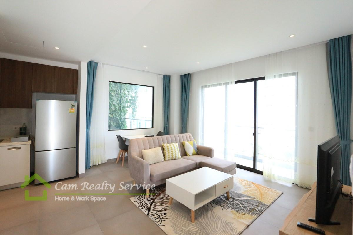 BKK1 area| Modern style 2 bedrooms condominium for rent| 1800$/month| Pool, gym & share garden