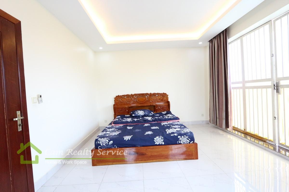 Russian Market Area|Very nice 1 bedroom apartment available for rent/ 300$/month|Motor parking