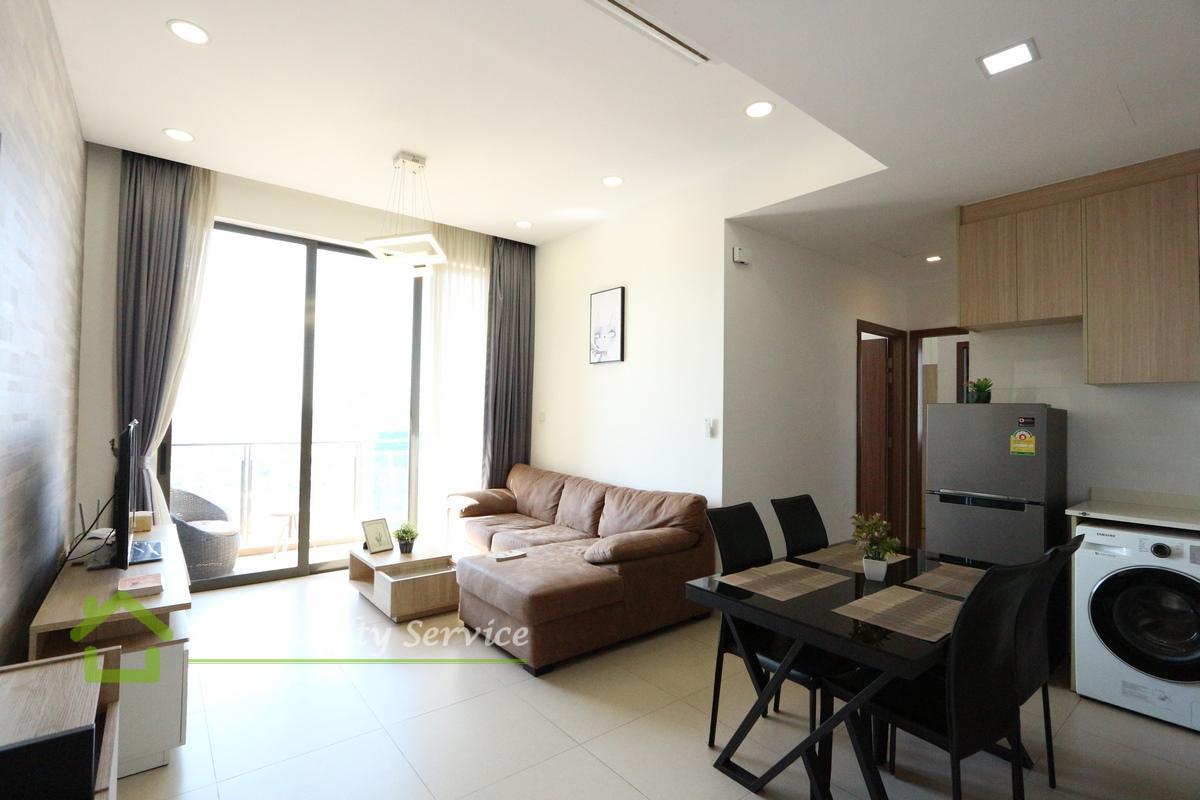 BKK3 area(Close to BKK1 area)| Western style 2 bedrooms condominium| 700$/month| Pool & Gym