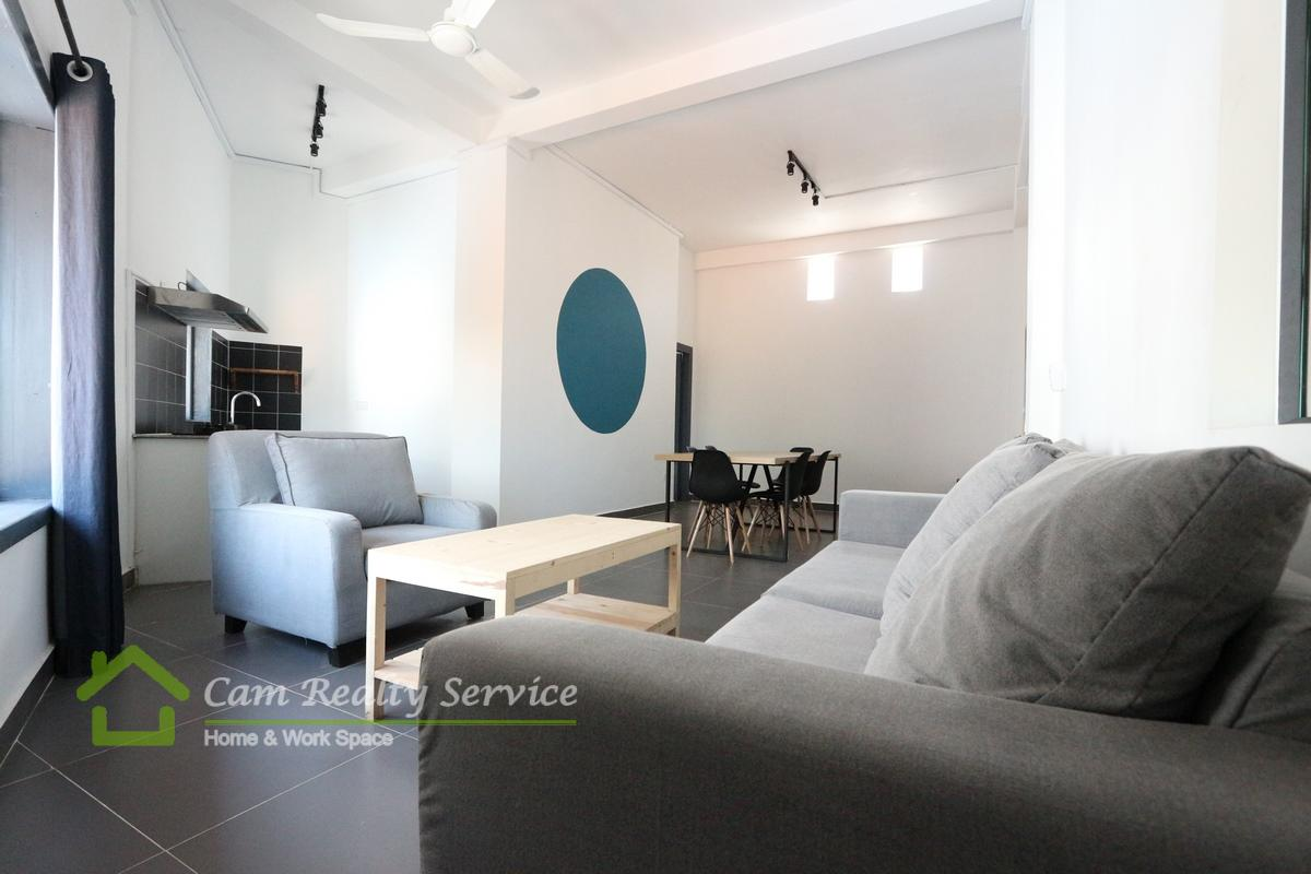 Independence Monument area  Modern style 2 bedrooms apartment available for rent 650$/month motor parking 