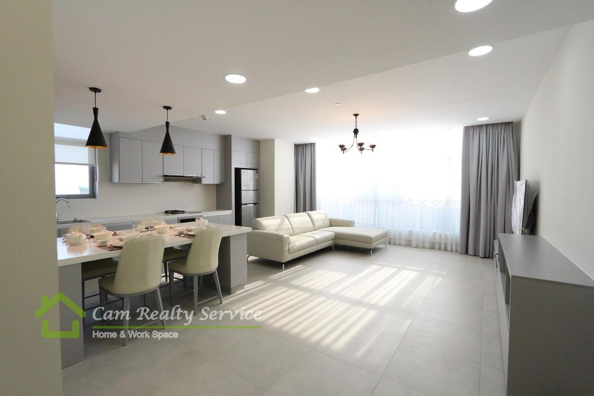 BKK1|2 bedrooms service apartment| 2000$/month up| Pool, gym, steam, sauna & jacuzzi