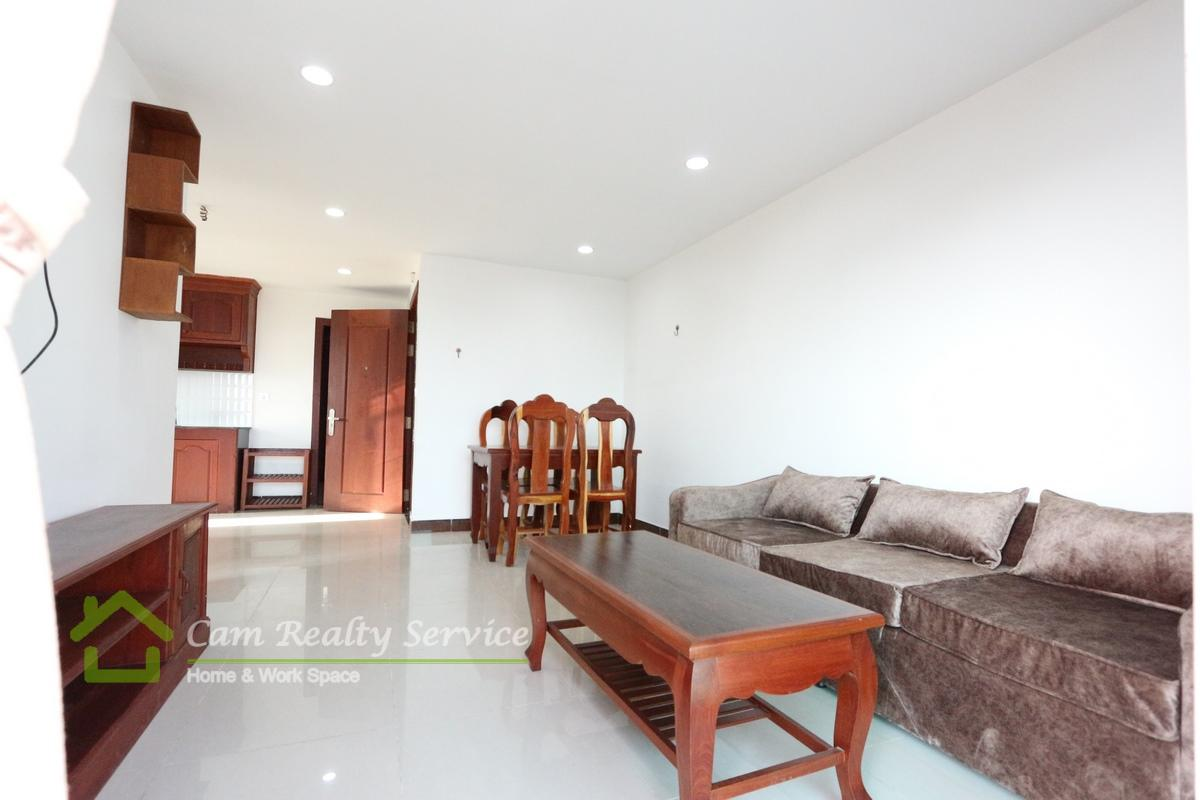 Beong Trabek Area| Very nice 2 bedroom apartment for rent 550$/month up(pool, gym & sauna)