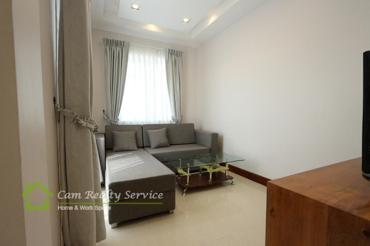 Russian Market Area| Modern style 1 bedroom apartment for rent 450$/month