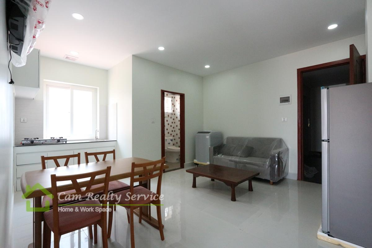 Russian Market Area| Nice fully furnished 2 bedroom apartment for rent 400$/month up| Motor parking|