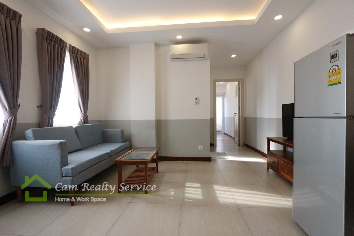 Bkk2 Area| Nice 1 bedroom condominium available for rent 400$/month|motor parking|