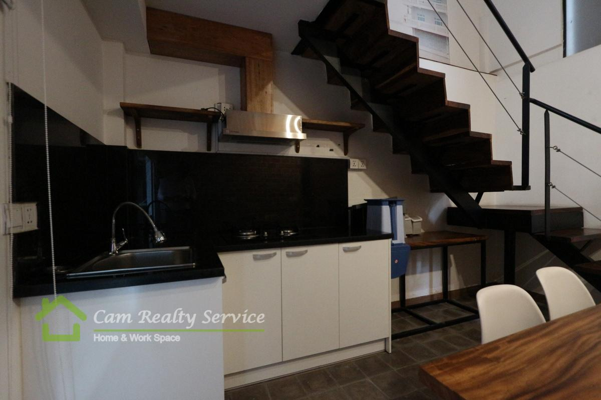 serviced apartment for rent in BKK1 area