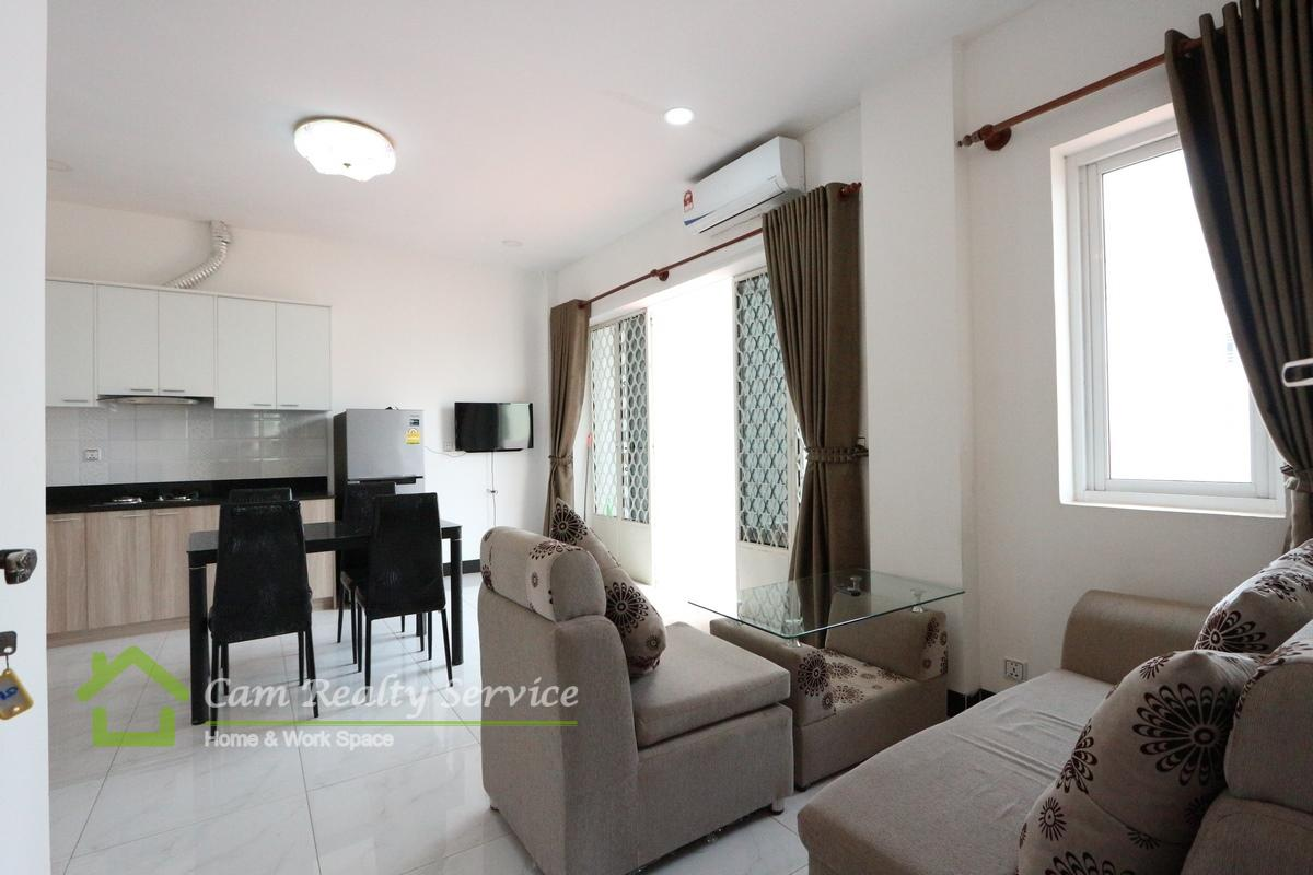 2 Bedrooms apartment with big balcony for  rent!!! 750$/month