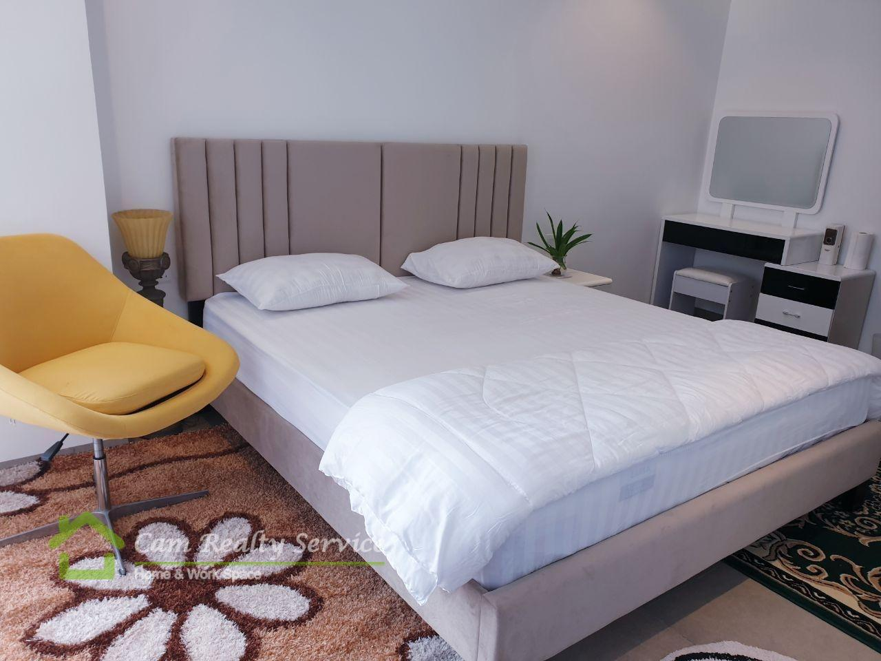 ISPP Area| Modern style 1 bedroom apartment available for rent 550$/month up| Pool & Gym