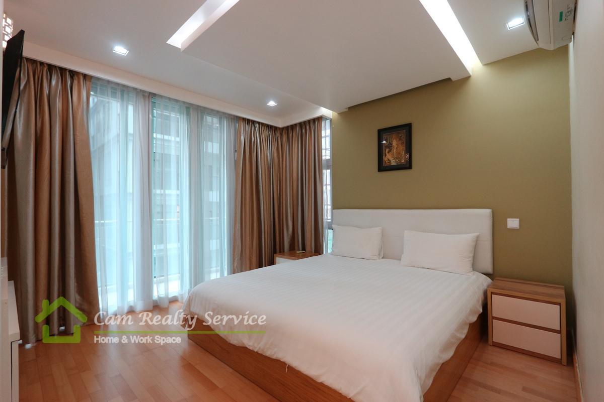 serviced apartment for rent in BKK1 Phnom Penh