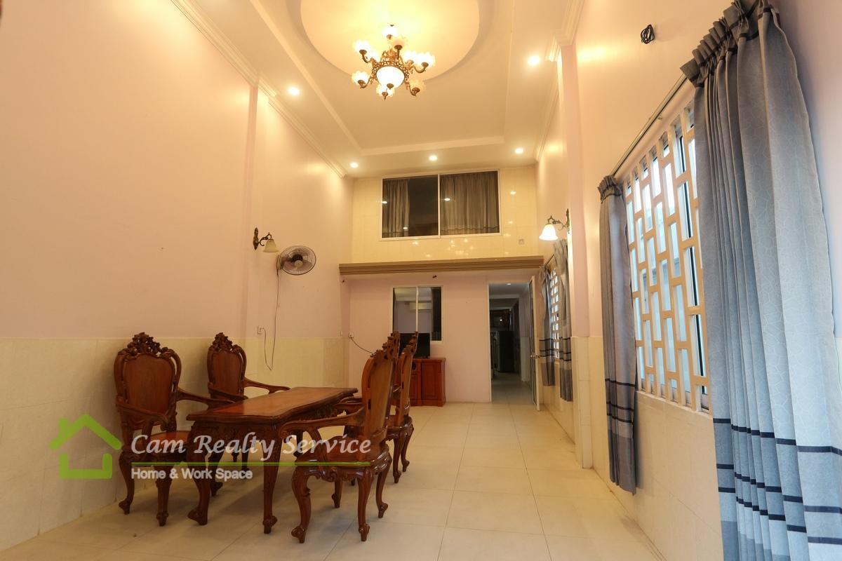 Great Location of Russian Market  Newly 2 bedrooms town house available for rent 450$/month