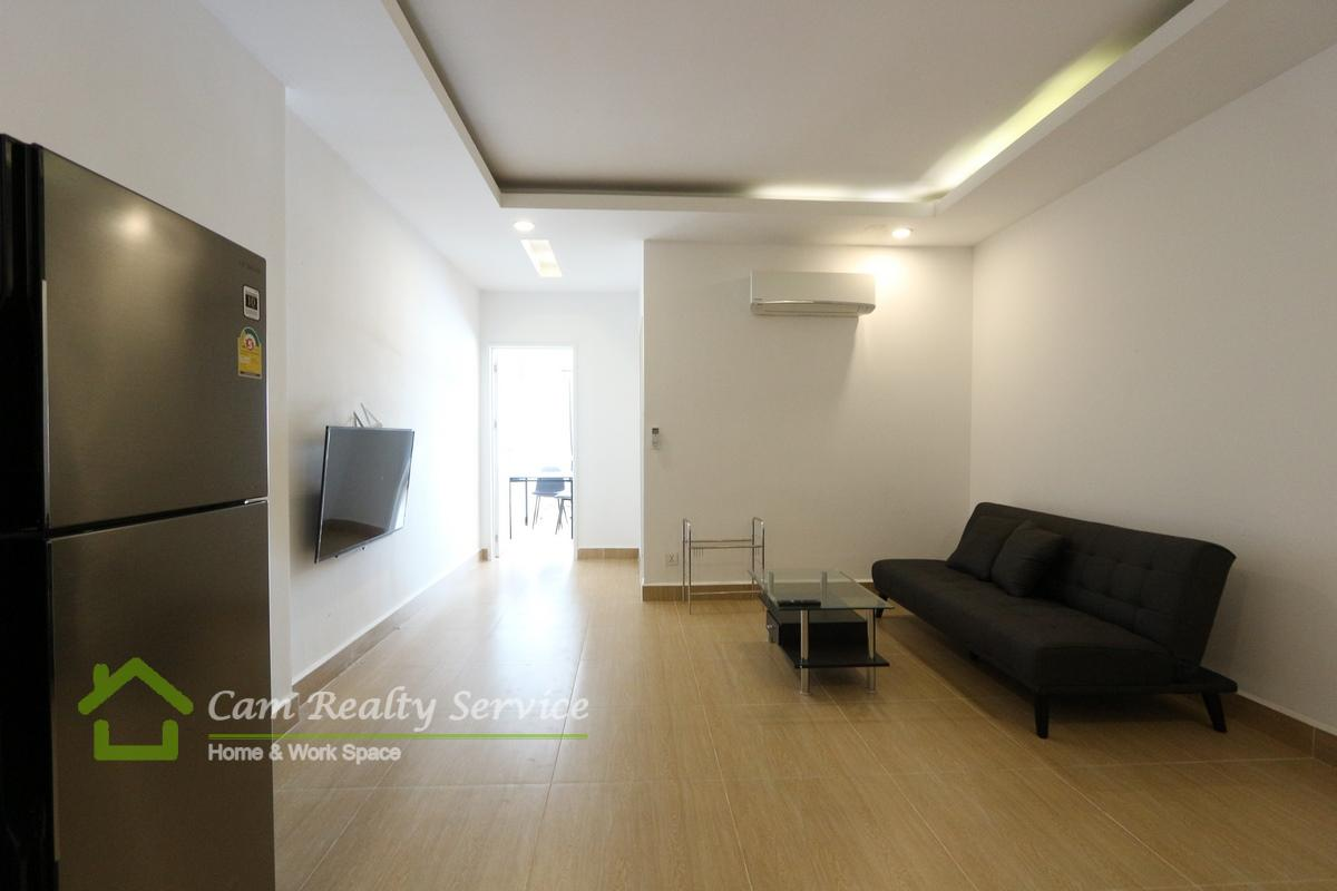BKK3 Area  Very nice 1 bedroom condominium available for rent 400$/month  Pool & Gym 